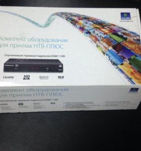 Комплект оборудования для приёма НТВ-ПЛЮС
