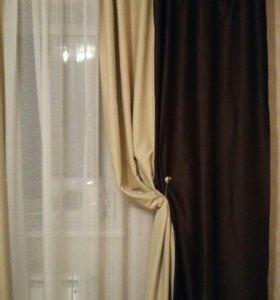 Новые шторы. Блэк аут