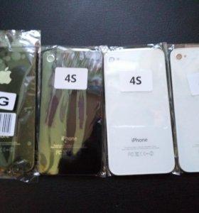 Задние крышки iphone