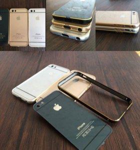 Чехлы для iPhone 5-5s