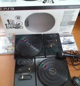 Диджейская приставка для PS3