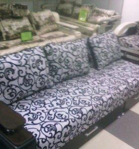 """Новый угловой диван """" Трансформер """""""