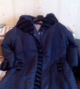 Новое пальто р.56-58