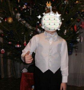 Нарядный костюм р.116