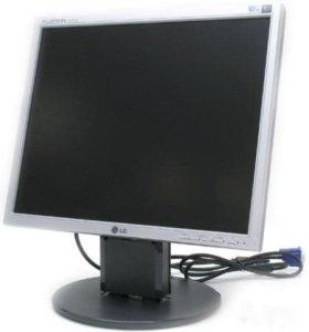Жидкокристаллический монитор LG flatron L1751SQ-BN