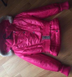 Куртка зима-осень( новая)