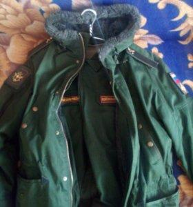 Офисная форма одежды (зеленая)