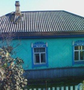 Продам или обменяю дом на Верхней колони.
