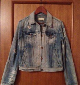 Ralph Lauren куртка джинсовая оригинал S