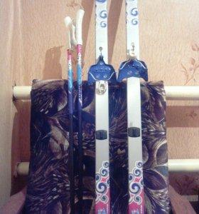 Лыжи комплект