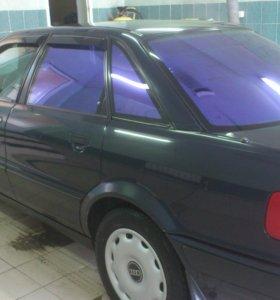 Audi 80   2.0 л(116л.с.)