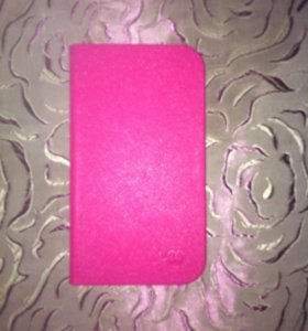 Чехол книжка на iPhone 4(4s)- новый