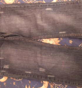 Продам джинсы клеш с заниженной талией