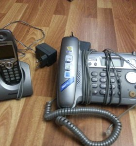 Телефон Panasonic KX-TCD540RUM