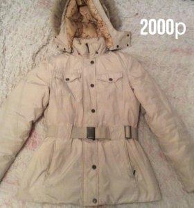 Зимняя куртка парка Finne flare