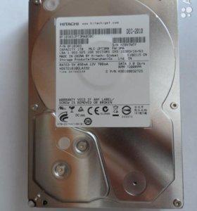 Жесткий диск 1Тб Hitachi HDS721010CLA332