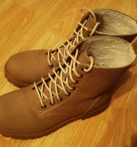 Ботинки женские осень-зима