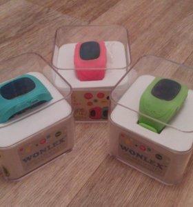 Smart Baby Watch Q50(Оригинал) -детские часы с GPS