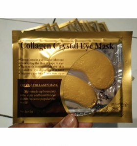 Патчи для глаз Crystal Collagen Eyed Patch