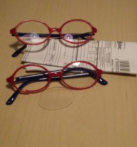 Детские очки офтальмологические