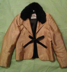 Пиджак детский, нарядный