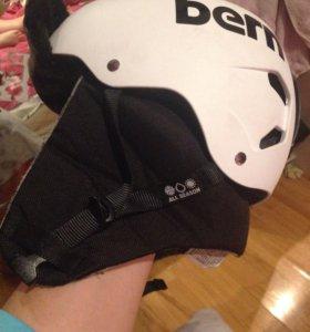 Шлем для лыж/ сноуборда.