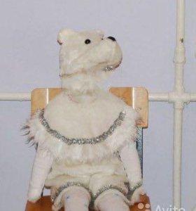 Новогодний костюм Белого Медведя