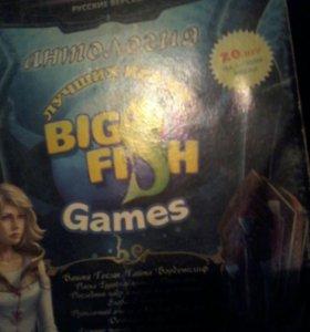 Антология BIG FISH GAMES, SONIC,ДЕТСКИЕ