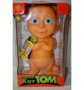 Интерактивный кот Том Новый