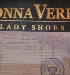 "Сапоги ""Donna Verra"""