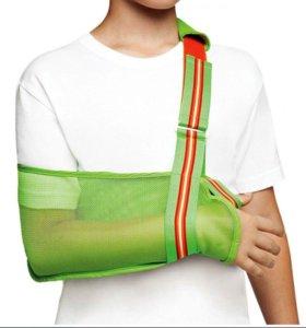 Детский плечевой бандаж (косыночный) Orlett
