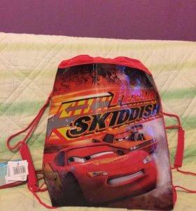Сумка рюкзак мешок