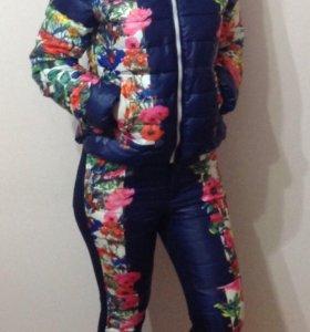 Новый Комплект куртка+штаны