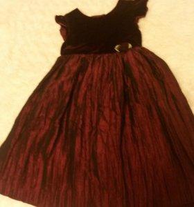 Платье мазекея