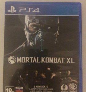 Mortal kombat Xl для PS4