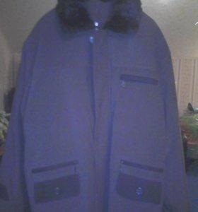 Мужская куртка новая демисезонные