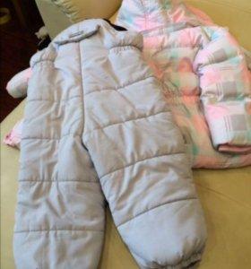 Продам детский зимний комплект