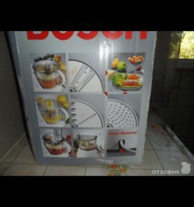 Кухонный комбайн Bosch 800w