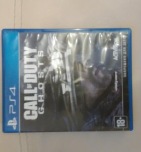 CaLL of DUTY (GHostS) ps4