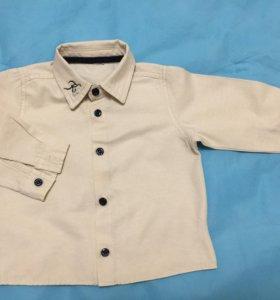 Рубашка, размер 86-92