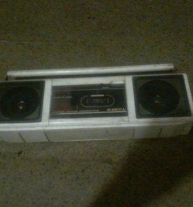 магнитофон касетный стерео весна м 310с 1