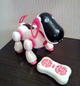 Интерактивный щенок новый