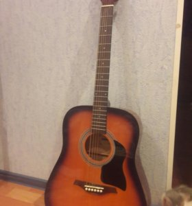Акустическая гитара Hohner HW-220SB с чехлом