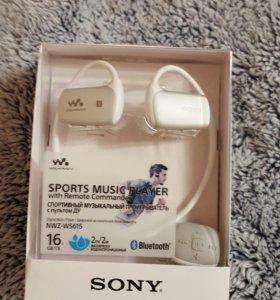 Цифровой музыкальный проигрыватель Sony NWZ-WS615