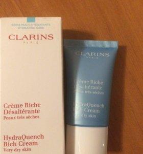 Питательный крем для лица Clarins