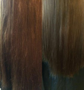 Чистка/полировка волос