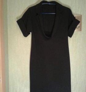 Платье под бадлон или блузу (M)
