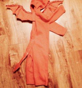 Карнавальный костюм дьяволёнок