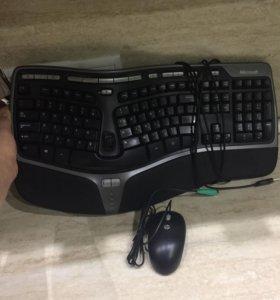 Игровая клавиатура+мышь