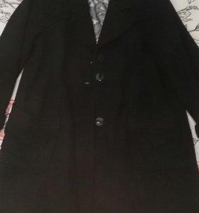 Пальто оверсайз 56-58